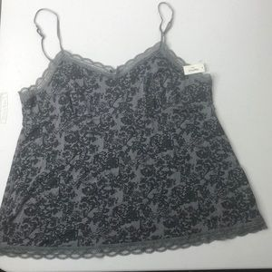 GapBody lace camisole